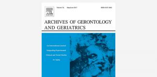 Archives of Gerontology and Geriatrics Mayo-Junio 2017