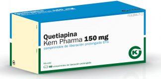 Quetiapina de Kern Pharma