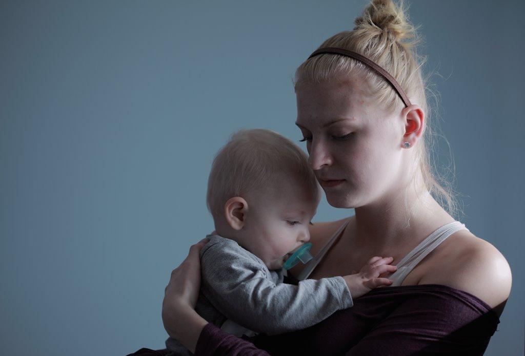 Problemas mentales despues del parto