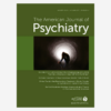 American Journal of Psychiatry agosto 2020