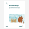 Portada revista Gerontology