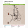 Portada de la revista The Lancet Neurology de febrero de 2021