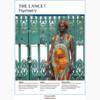 Portada de la revista TheLancet Psychiatry de Febrero de 2021