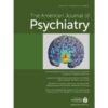 Portada American Journal Psychiatry Junio
