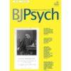 Portada Junio British Journal of Psychiatry