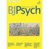 Portada de Julio de 2021 del British Journal of Psychiatry